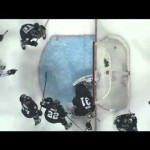 Brown Bounces a Goal Off Niemi – 5-26-2013
