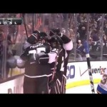 Goal – Penner Finishes a 3 on 1 Play – 5-6-2013