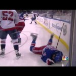 Green Crosschecks Dorsett in the Mouth After Slew Foot Attempt – 5-12-2013