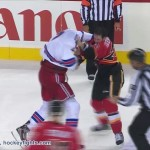 Fight – John Moore vs. Curtis Glencross – 9-23-2013