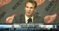 Hockeys1stlady: Lidstrom Calls It A Career