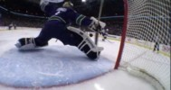 Save – Luongo with a Spectacular Save! – 5-1-2013