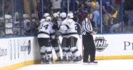Justin Williams Mic'd for LA Kings Game 1  – 5-2-2013