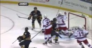 NHL – Lundqvist Saves a Flurry vs Buffalo – 3-12-2013