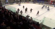 BCHL – Vees Troy Stecher Short Handed Goal Vs Powell River – 1-18-2013