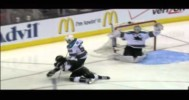 Kopitar Injured by Shot – 5-16-2013