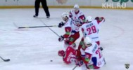 KHL Top 10 Hits of the Week – 1-21-2013