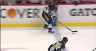 Crosby Scores 2nd for 2-1 Lead for Pens R:2 G:2 – 5-17-2013
