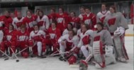 NCAA – Wisconsin Badgers Before Soldier Field Game -2-16-2013