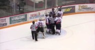 BCHL – Vernon vs Cowichan Valley Highlights 2-16-13