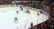 Karlsson With a Footy Move for the Pass! – 5-19-2013