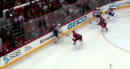 NHL – Tomas Vanek No Look Pass for Pominville Goal! – 1- 24-2013
