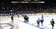 FIGHT: Lucic Drops Carkner 1-25-13
