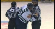 OHL – Fight – Payne vs Leroux – 4-21-2013
