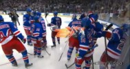 Kreider With an OT Tip in Goal for the Rangers  5-23-2013