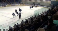 BCHL Playoffs – Penticton vs Salmon Arm Game 3 – 3-18-2013