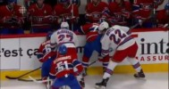 HIT – McDonagh Hits Pacioretty in the Back – 2-23-2013