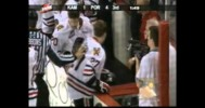 Fights- WHL – Kamloops vs Portland – 4-26-2013