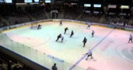 BCHL – High Hit During Victoria vs Alberni Valley Game – 3-25-2013