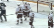 BCHL Playoffs – Surrey vs Chilliwack Game 3 – 3-25-2013