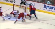 SAVE – Cam Ward Robs Joel Ward – 2-26-2013