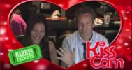 Funny – Matthew Perry On Kings Kiss Cam – 5-4-2013