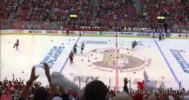 Canadiens and Senators Line Brawl! – 5-5-2013