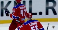 KHL Top 10 Goals of the Week – 12-12-2012