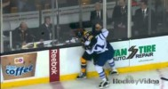 Leafs and Bruins End Game 1 in a Fighting Mood – 5-1-2013