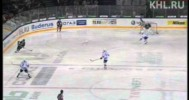 KHL – Zaripov has a Lot to do to Score, He Does It – 1-8-2013