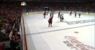 Sharp Goal Ties Game 1 for Hawks – 6-1-2013