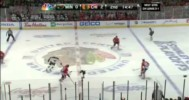 HIT – Bickell Catches Gilbert Behind the Net – 5-9-2013