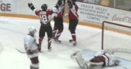 BCHL Chilliwack Chiefs vs Merritt Centennials – 11-24-2012