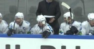 KHL Jon Mirasty Punches Himself in the Face – 10-24-2012