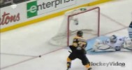 SAVE! – Incredible Toe Save by Reimer vs Bruins! – 5-10-2013