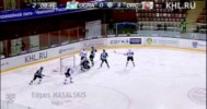 KHL Top 10 Saves – 10-24-2012