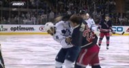Fight – Clowe vs Fraser – 4-10-2013