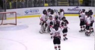 Coquitlam Express vs Langley Rivermen – BCHL – 10-28-2012