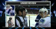 NHL – Burrows' Goal Controversial in Calgary – 4-10-2013