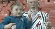 Don Cherry Meets Mini Don Cherry – 1-17-2013