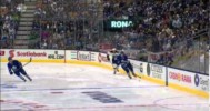 Phaneuf's Goal Helps Force Game 7 vs Bruins – 5-12-2013