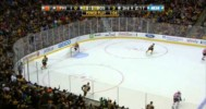 SAVE – Forward Tyler Seguin  Bails Out his Goalie! – 3-9-2013