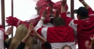 NCAA – Wisconsin's Mersch With a Super Goal! – 3-10-2013