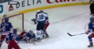 NHL – Nice Pad Save by Lundqvist – 4-1-2013