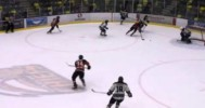 BCHL – Coquitlam Express vs Langley Rivermen – 1-18-2013