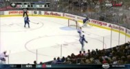 Hit – Kadri Smashes Eller into Boards – 4-13-2013