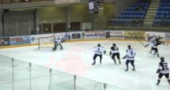 BCHL – West Kelowna Warriors Vs Surrey Eagles – 1-19-2013