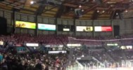 Anti Bullying Flash Mob at Vancouver Giants Game -1-20-2013