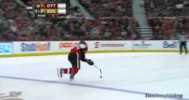 NHL – Daugavins Crazy Shootout Attempt Against Boston! 3-11-2013