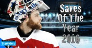 2016 NHL Saves Of The Year